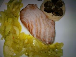 Fenchel-Zwiebel-Gemüse