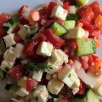 Salat Griechischer Art