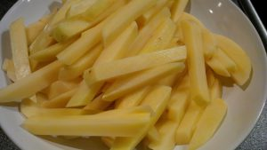 Pommes Frites Stifte
