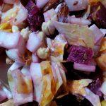 Rote-Beete-Salat mit Chicorée