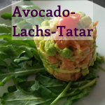 Avocado-Lachs-Tatar