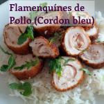 Flamenquines de Pollo (Cordon Bleu)