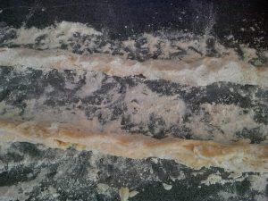 Kartoffel-Gnocchi Teigzöpfe