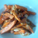 Süßkartoffel-Stäbchen